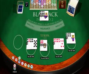 Multi Hand Blackjack Image 2