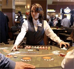 Los empleados de casinos españoles temen por sus empleos
