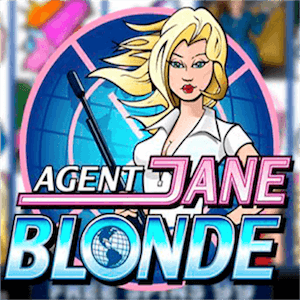 La agente Jane Blonde regresa en una nueva slot
