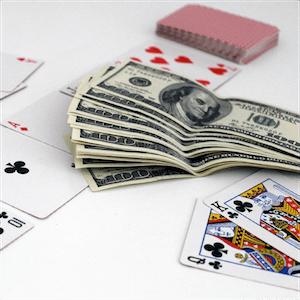 Jugador de poker golpeado con una enorme deuda tributaria