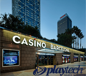 Casino Barcelona ahora en línea con Playtech
