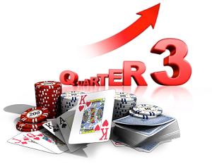 El tercer trimestre produce un buen crecimiento para los juegos de azar en España