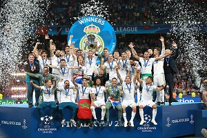 El Real Madrid, campeón de Europa recientemente, recibe menos ingresos de televisión que muchos conjuntos de la Premier.