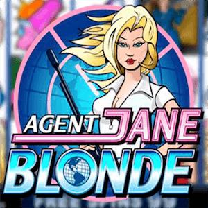 La agente Jane Blonde regresa en una nueva slot
