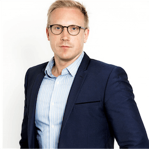 Markus Nasholm contratado como director ejecutivo de QTech