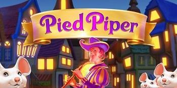 Quickspin publica la nueva tragaperras para móvil Pied Piper