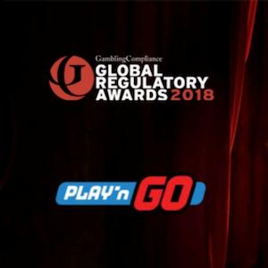 Play'n GO gana el prestigioso premio GCGR