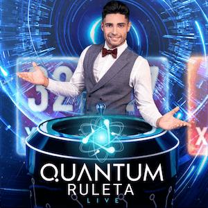 Nuevo juego de casino en vivo Ruleta Quantum
